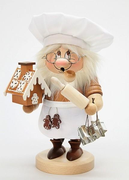 Zuckerbäcker Wichtel - Räuchermann