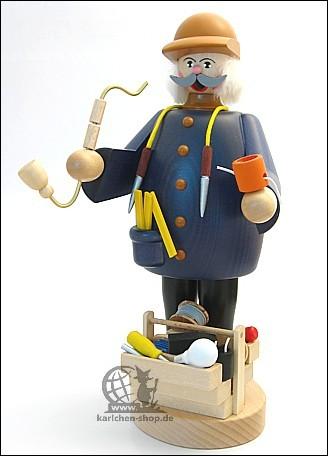 Elektriker - Räuchermann
