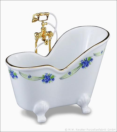 sitting bath Biedermeier