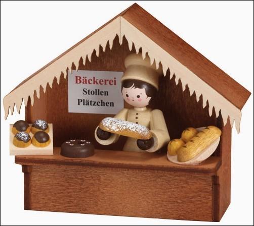 Marktbude Bäckerei