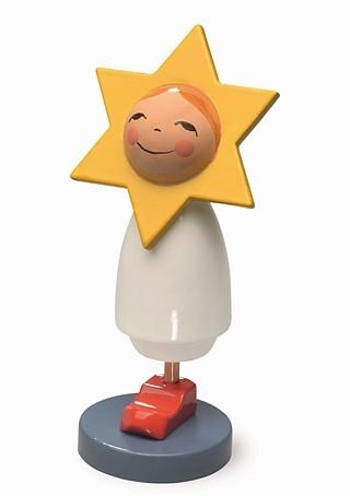 Sternenkind auf einem Bein