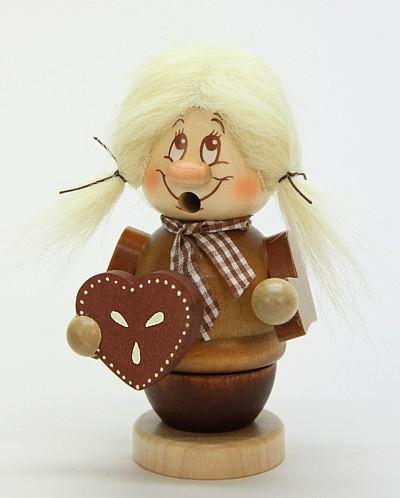 Gretel Wichtel - Räucherfigur