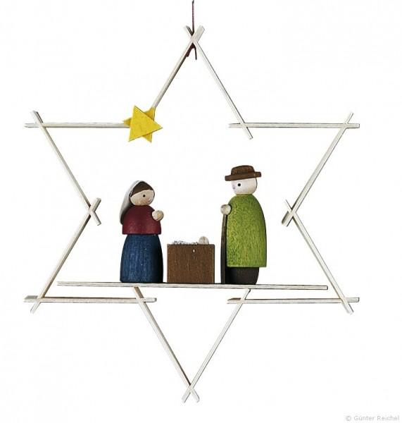 Baumschmuck Maria und Josef