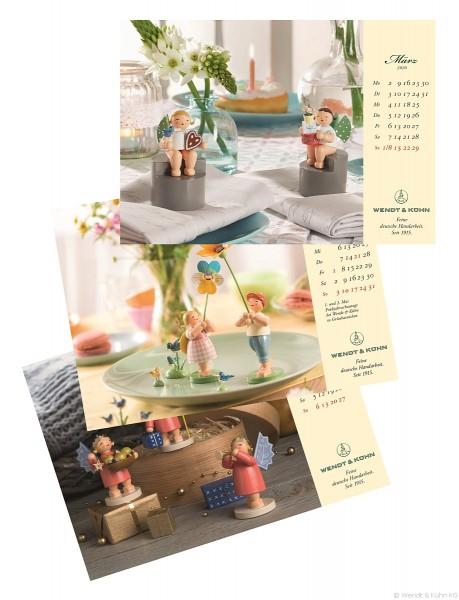 Wendt & Kuehn Kalenderblätter 2020