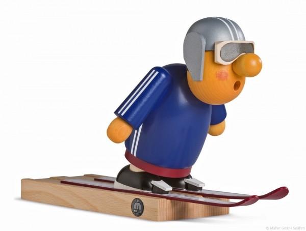 Skispringer - Räuchermann / Müllerchen®