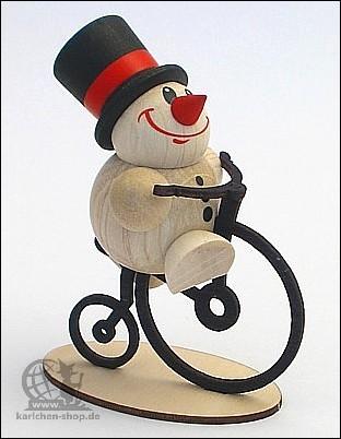 COOL MAN auf Hochrad