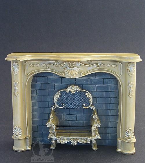 chimney marble look / beige