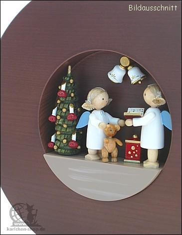 """figurine frame """"little Christmas bell"""""""