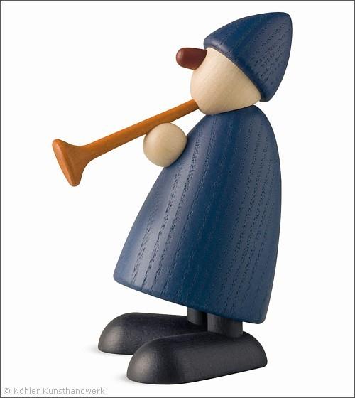 Karlchen mit Flöte