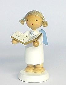 Engel mit Notenbuch, klein / leider vergriffen