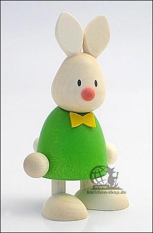Kaninchen Max, stehend