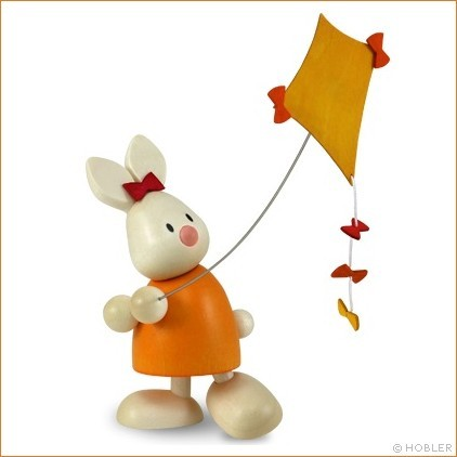 Emma with kite